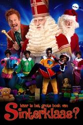 Waar is het grote boek van Sinterklaas, (DVD)