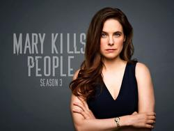 Mary kills people - Seizoen...