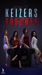 Keizersvrouwen - Seizoen 1, (DVD)