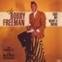 GIVE MY HEART A BREAK COMPLETE KING RECORDINGS Audio CD, BOBBY FREEMAN, CD