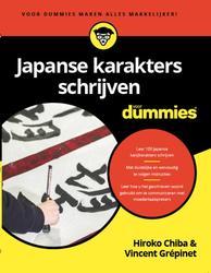 Japanse karakters schrijven...