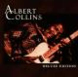DELUXE EDITION Audio CD, ALBERT COLLINS, CD
