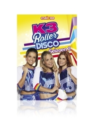 K3 - Box Roller Disco S2, (DVD)