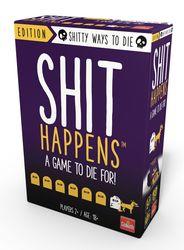 Shit Happens - Shitty ways...