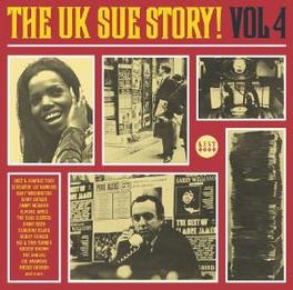 UK SUE STORY! VOL.4 -26TR W/IKE & TINA TURNER/BOBBY PARKER/JIMMY REED/DORSETS/A.O Audio CD, V/A, CD
