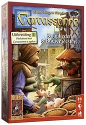 Carcassonne - Kooplieden &...