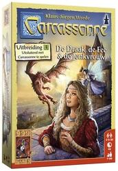 Carcassonne - De Draak, de Fee en de Jonkvrouw