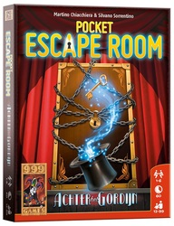 Pocket Escape Room - Achter...