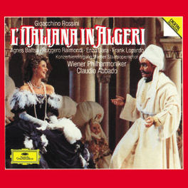 ITALIAN GIRL IN ALGIERS COMPLETE W/ABBADO/WIENER PHILH. Audio CD, GIOACCHINO ROSSINI, CD