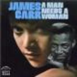 A MAN NEEDS A WOMAN 1968 ALBUM JAMES CARR, LP