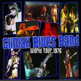 WORLD TOUR 1976 RECORDED LIVE IN CONCERT 1976 CLIMAX BLUES BAND, CD