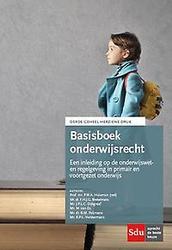 Basisboek Onderwijsrecht....