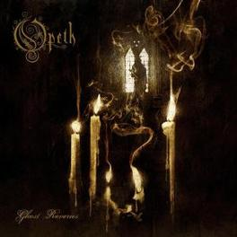 GHOST REVERIES Audio CD, OPETH, CD
