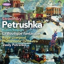 STRAVINSKY: PETRUSHKA.. AND...