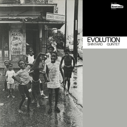 EVOLUTION -GATEFOLD- 180GR.