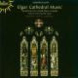 CATHEDRAL MUSIC WORCESTER CATHEDRAL CHOIR/DONALD HUNT Audio CD, E. ELGAR, CD