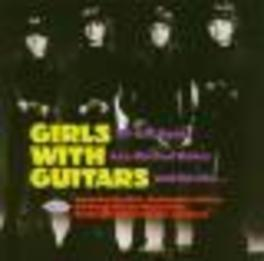 GIRLS WITH GUITARS W/ ANN-MARGRET, 2 OF CLUBS, BEATTLE-ETTES, ANGELS Audio CD, V/A, CD