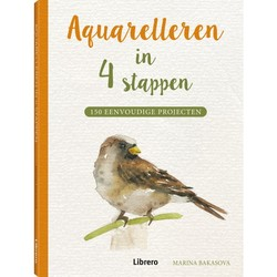 Aquarelleren in 4 stappen