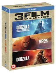 Godzilla 1 & 2/ Kong,...