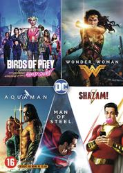 DC comics movie box (5...