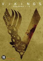Vikings - Seizoen 1-5, (DVD)