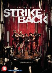 Strike Back - Seizoen 7, (DVD)