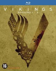 Vikings - Seizoen 1-5,...