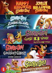 Scooby Doo box (5 films),...