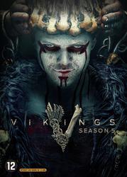Vikings - Seizoen 5, (DVD)