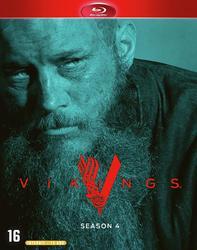 Vikings - Seizoen 4, (Blu-Ray)