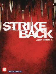 Strike back - Seizoen 1-7,...