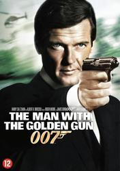 Man with the golden gun, (DVD)