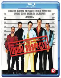 Usual suspects, (Blu-Ray)