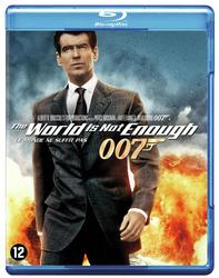 World is not enough, (Blu-Ray)