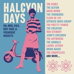 HALCYON DAYS 60S MOD, R&B,...