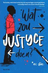 Wat zou Justyce doen?