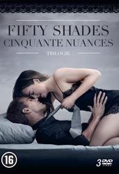 Fifty shades trilogy, (DVD)