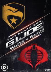 G.I. Joe 1 & 2, (DVD)