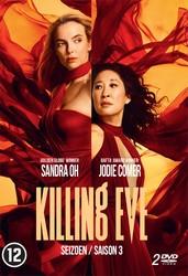 Killing Eve - Seizoen 3, (DVD)