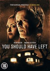 You should have left, (DVD)