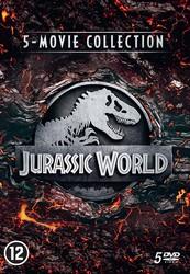Jurassic park 1-5, (DVD)