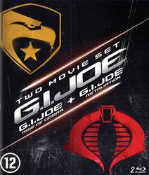 G.I. Joe 1 & 2, (Blu-Ray)