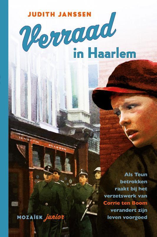 Verraad in Haarlem. Judith Janssen, Paperback