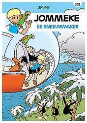 JOMMEKE 302. DE SNEEUWMAKER