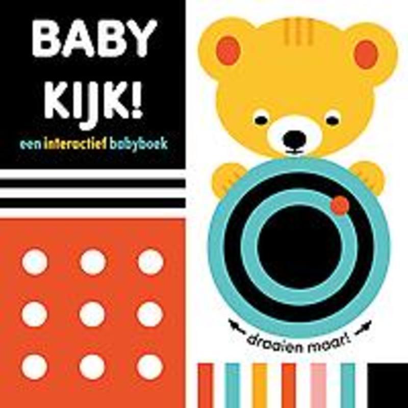 Baby kijk!. Een interactief babyboek, Worms, Penny, onb.uitv.