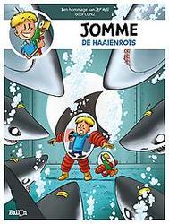 JOMME 03. HAAIENROTS