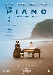 The Piano, (Blu-ray)