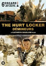 Hurt locker, (DVD)