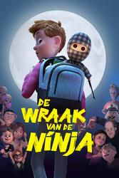 Wraak van de ninja, (DVD)
