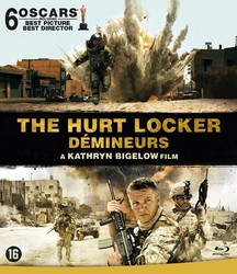 Hurt locker, (Blu-Ray)